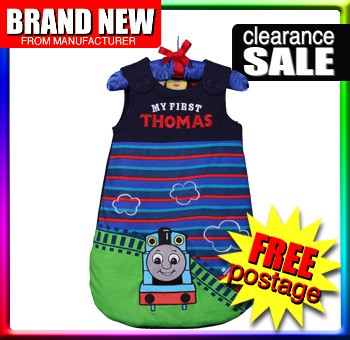 Thomas-The-Tank-Engine-Baby-Sleeping-Bag-Licensed-Bags