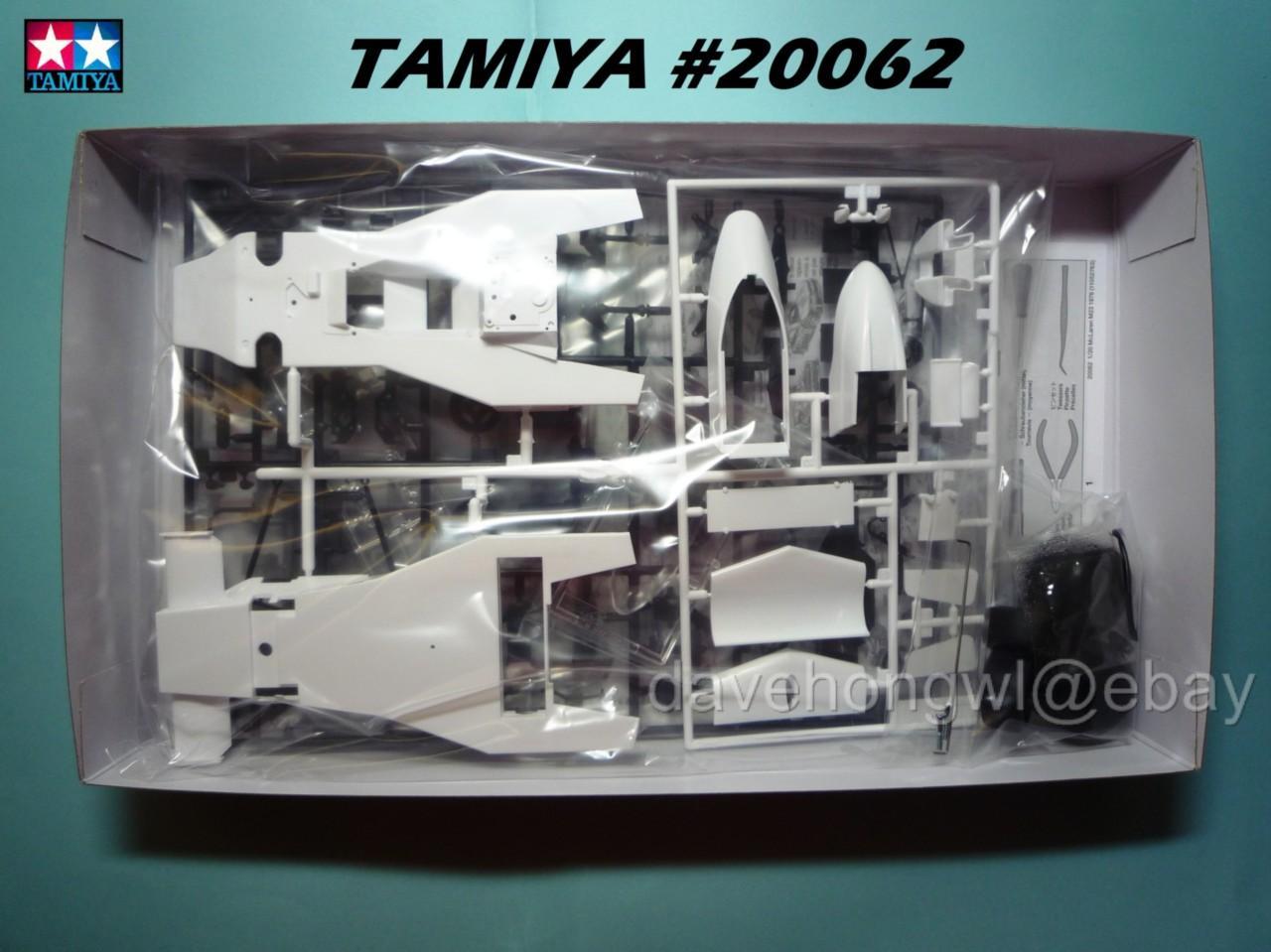 TAMIYA 20062 1/20 McLAREN M23 1976 F1 GP RACE Model Kit | eBay