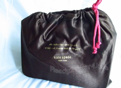 Authentic Kate Spade $395 NWT Essex Scout Caribbean Blue Messenger Bag