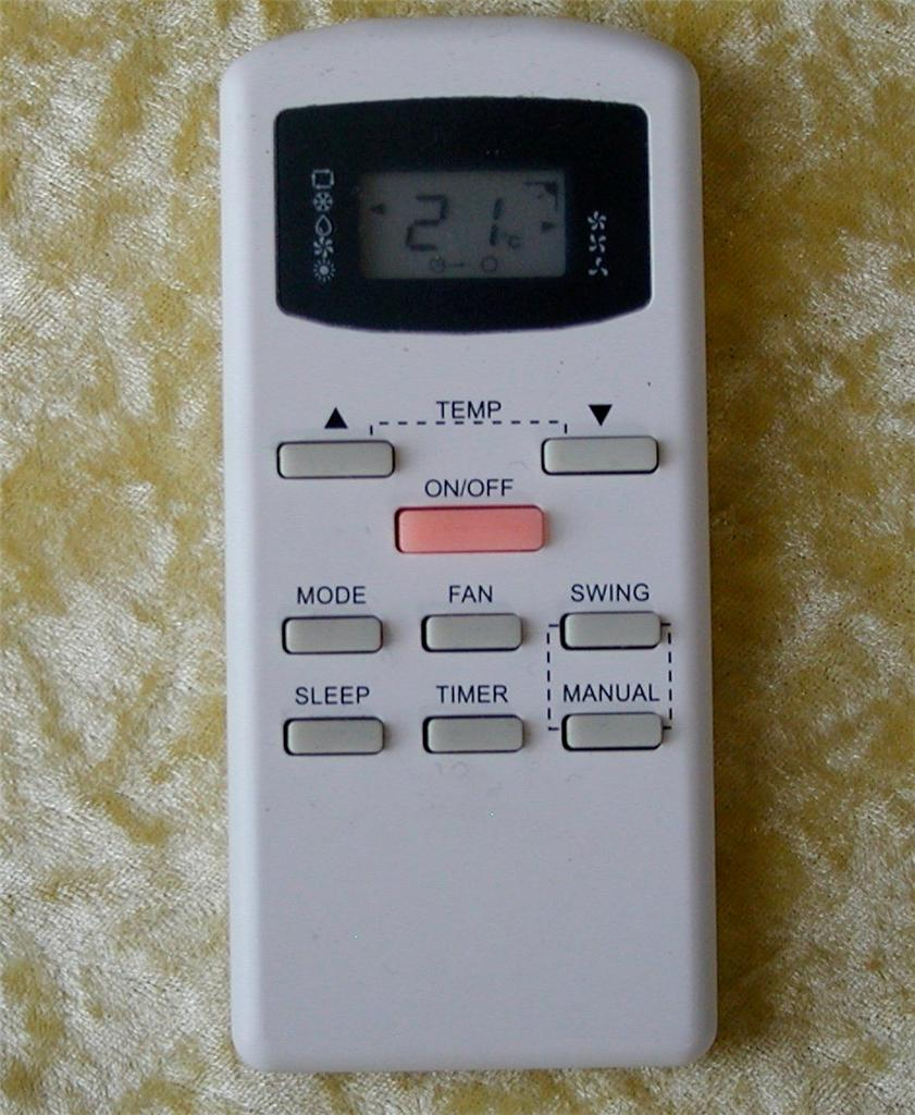 westinghouse air conditioner remote control ebay rh ebay com Ductless Air Conditioners Systems Wall Mount Ductless Air Conditioners
