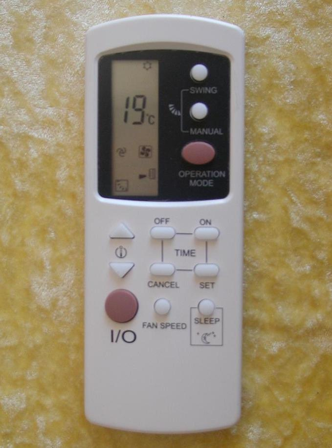 Hotpoint-Air-Conditioner-Remote-Control