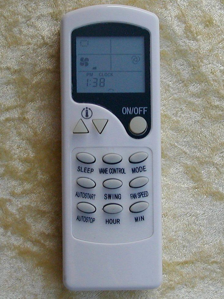 BLUEWAY Air Conditioner Remote Control - ZC-LW01