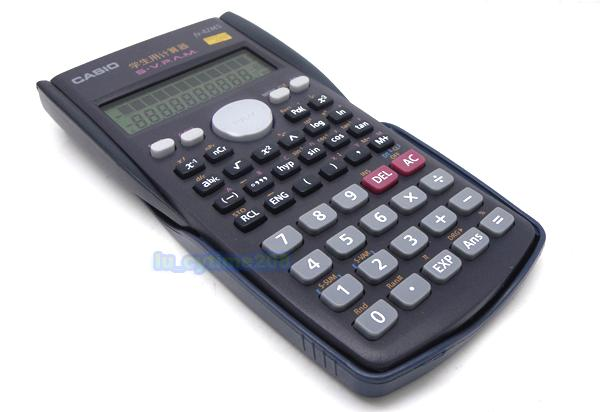 how to delete memory on scientific calculator