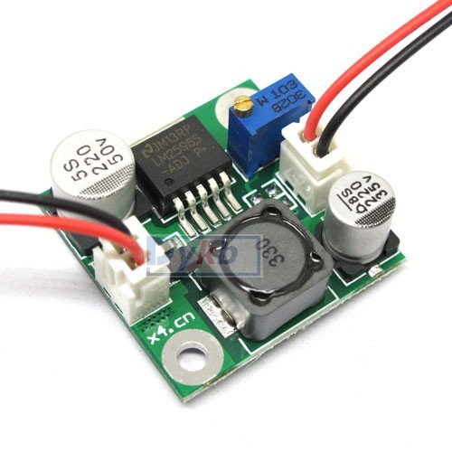 lm2596 dc converter power supply buck step down regulator in:4