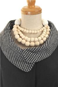 Kate Spade Elegant French Vintage Style Plaid Wool Coat Black 4