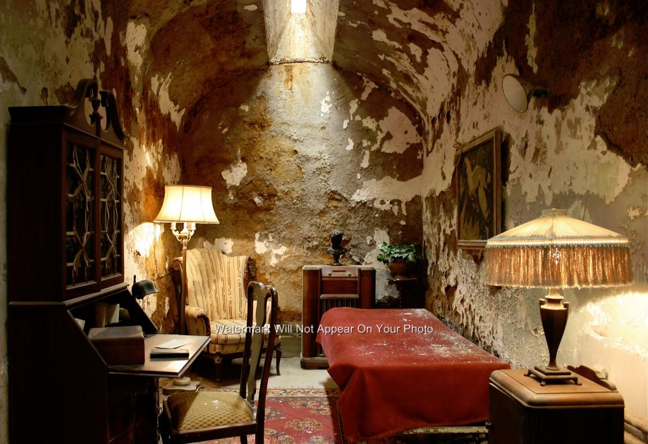 Al Capone Prison cell Eastern State Prison Cool Photo
