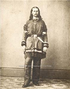 Wild bill hickok american old west scout professional gambler lawman