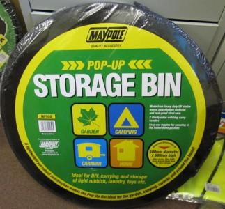 Storage bin traduzione