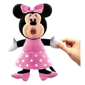Minnie Mouse Doll Sings Hot Dog Song
