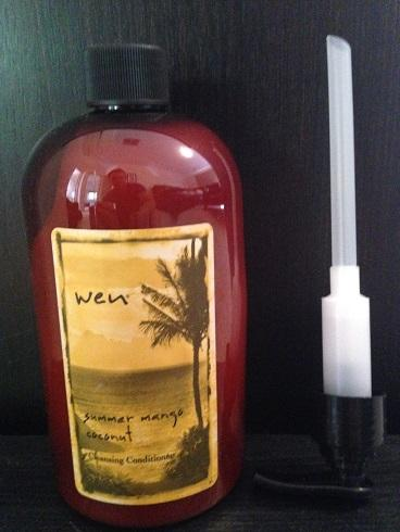WEN-Chaz-Dean-480ml-SUMMER-MANGO-COCONUT-Cleansing-Conditioner-Shampoo-SEALED