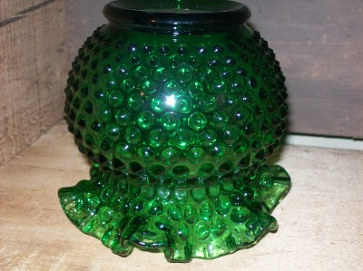 Stretch Glass - Fenton Vases, etc. - ShetlarGlass.com - a web site