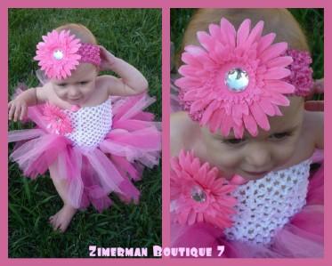Beautiful Baby Girl Flower Tutu Dress 0 12 Months