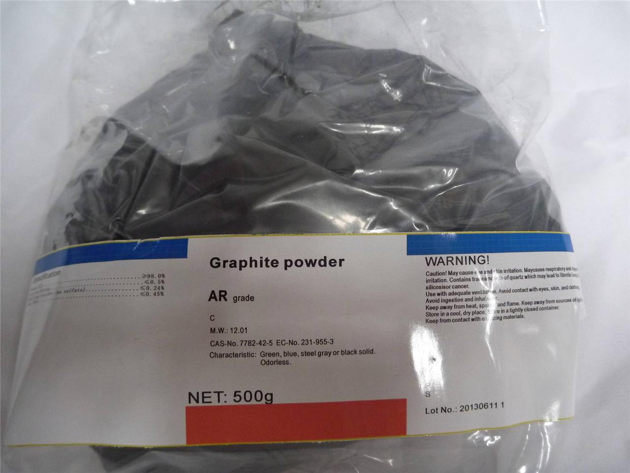 Graphite-powder-500g-high-purity-dry-lubricant-save-money-analytical-grade