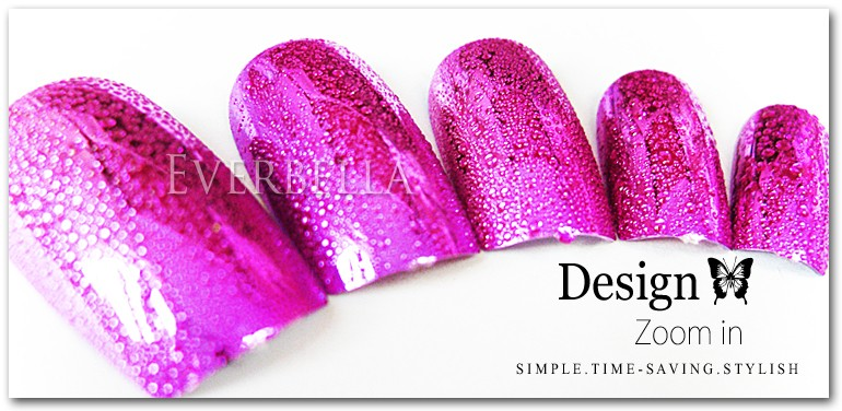 2012 New Series 24 Pcs Dew Drop Metallic False Full Nail Tips 203-1 Bronze High Quality And Inexpensive Nail Care, Manicure & Pedicure