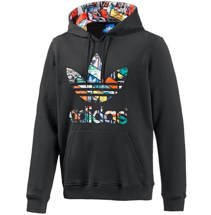 2015 aug adidas originals label sweat men 39 s athletic hoody hoodie jacket ac0485 ebay. Black Bedroom Furniture Sets. Home Design Ideas