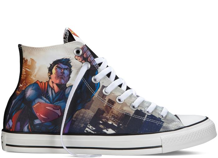 Shoes Converse Superman Akileos Akileos Shoes Converse Dc Superman Dc 7XxwZq