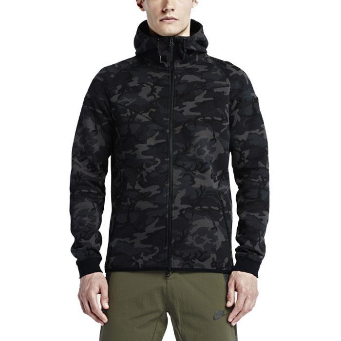 2015 sep nike windrunner tech fleece camo men 39 s jacket. Black Bedroom Furniture Sets. Home Design Ideas