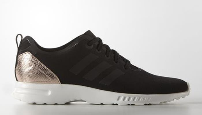 adidas Originals ZX FLUX SMOOTH Sneaker low night indigo/core