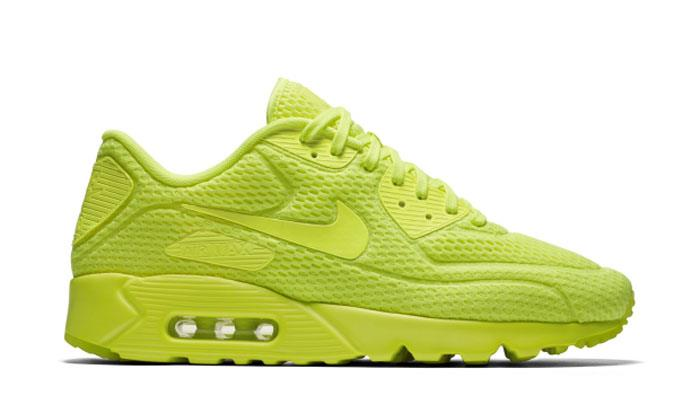 2016 Apr Nike Air Max 90 Ultra BR Men's Athletic Sneakers Shoes 725222-700