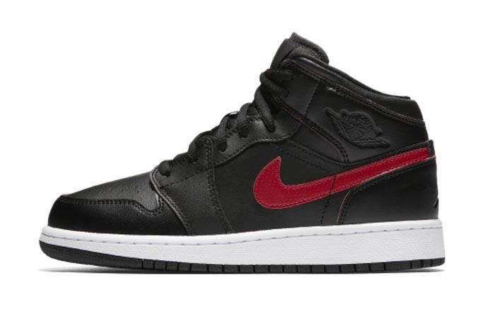 nike air jordan kids mid shoes