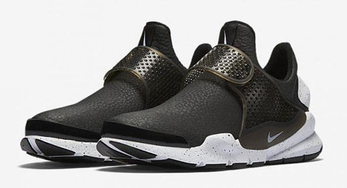 1703 Nike Sock Dart Premium Women's Sneakers Shoes 881186-001
