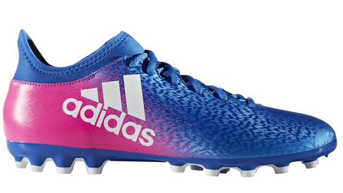 1703 adidas X 16.3 AG Men's Soccer Cleats Football Shoes Boots BB5661