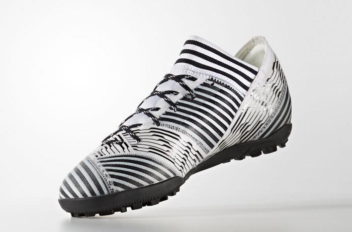 Adidas Nemeziz Tango 173 Indoor Mens Football Boots White ZLJ6054