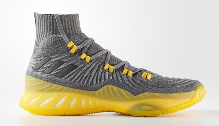 1706 adidas Crazy Explosive 2017 Primeknit Men's Basketball Shoes CQ1396