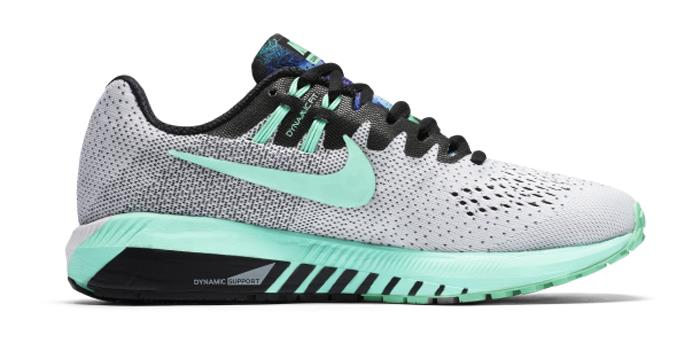 1706 Nike Air ZM Structure 20 Solstice Women's Running Shoes 883277-001
