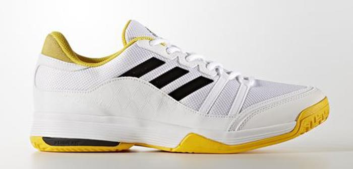 1707 adidas Barricade Court Men 's Tennis Shoes BY1647