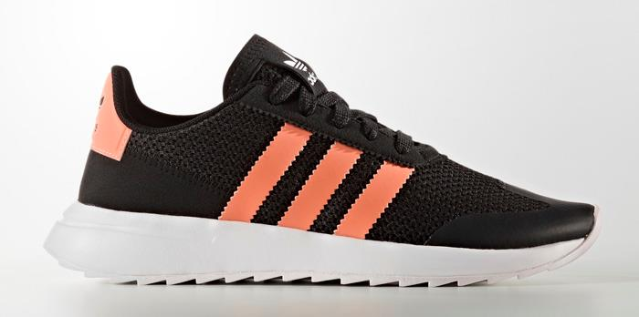 1707 adidas Originals Flashback Women's Sneakers Sports Shoes BY9686