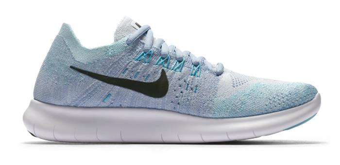 1706 Nike Free RN Flyknit 2017 Women's Running Shoes 880844-402
