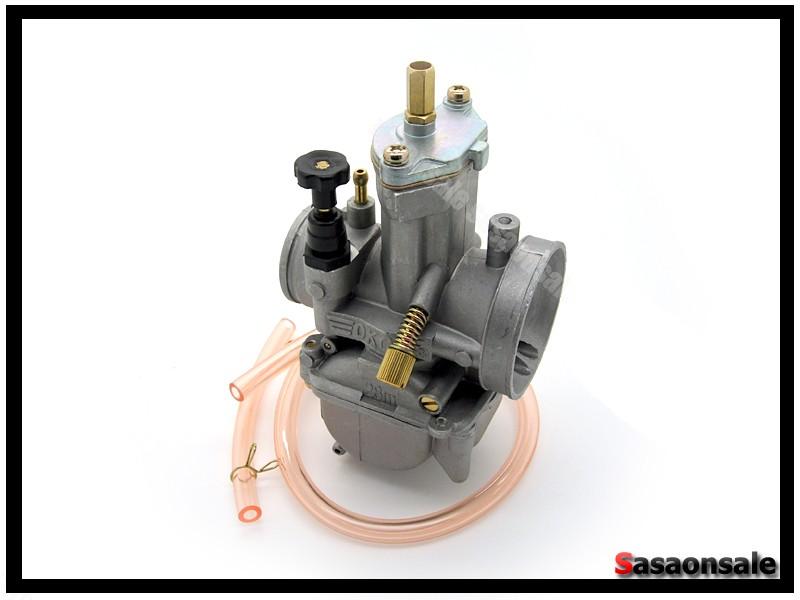 Honda Nsr 50 For Sale OKO PWK 28mm Flat Slide Carburetor Kit HONDA RTL250 CR80 CR85R CR125 ...