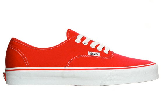 VANS-KIDS-AUTHENTIC-SKATEBOARD-SHOES-RED-BRAND-NEW-AUSTRALIAN-SELLER-FREE-POST