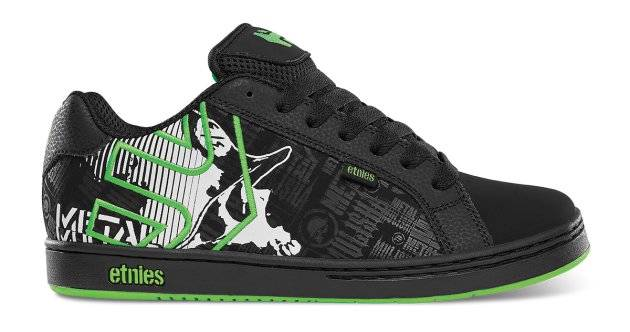 ETNIES-FADER-METAL-MULISHA-BGW-SKATEBOARD-SHOES-KIDS-NEW-AUSSIE-SELLER-FREE-POST