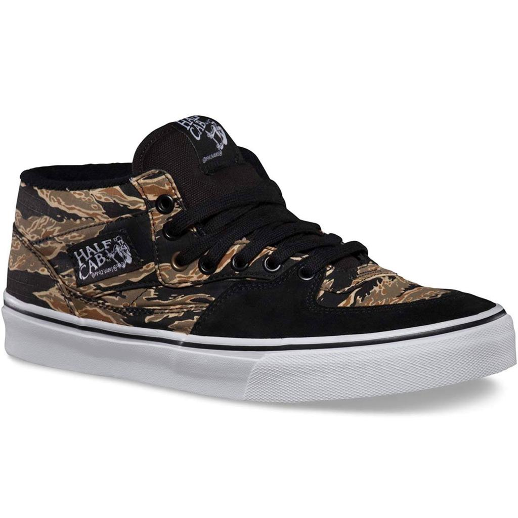 VANS-HALF-CAB-TIGER-CAMO-SKATEBOARD-SHOES-MENS-NEW-AUSSIE-SELLER-FREE-POST