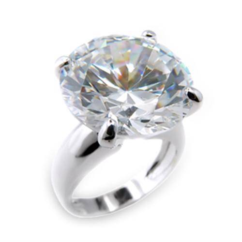 5CT 16MM SOLITAIRE ENGAGEMENT RING SIMULATED DIAMONDS OUTSTANDING SIZE T 10