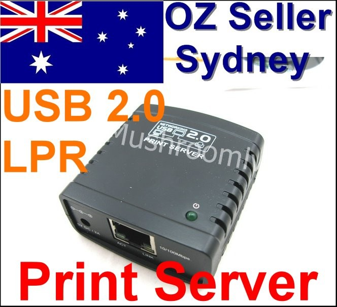 USB-LPR-Print-Server-Printer-Networking-Ethernet-Share