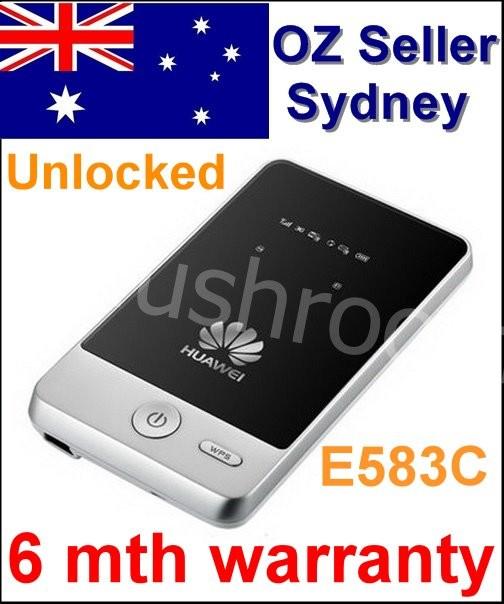 HUAWEI-E583C-3G-HSPA-MIFI-WIFI-Pocket-MODEM-UNLOCKED