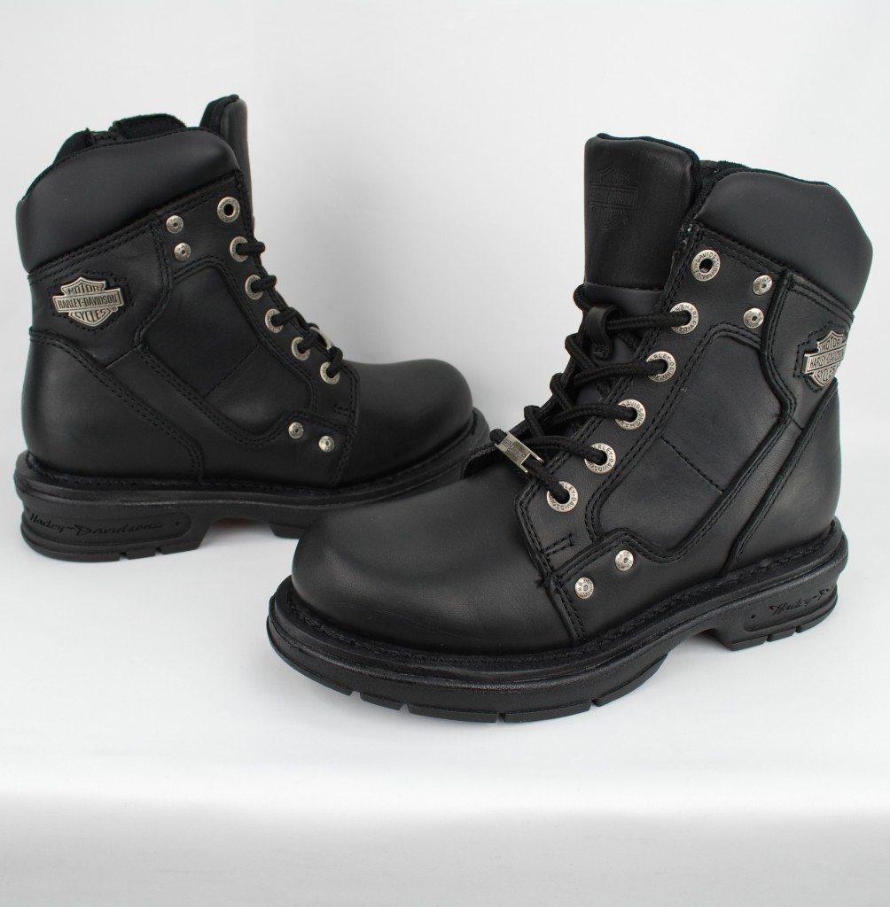 Unique Harley Davidson Motorcycle Boots For Women  Fashion Belief