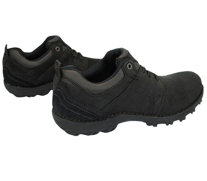 NEW-CAT-CATERPILLAR-EMERGE-OXFORD-BLACK-LEATHER-LIGHTWEIGHT-MENS-SHOES