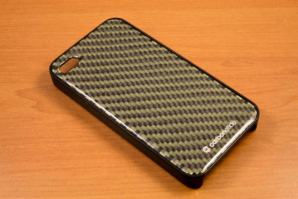 Details about Real Carbon fiber u0026 Kevlar Apple iphone 4 4S Case cover