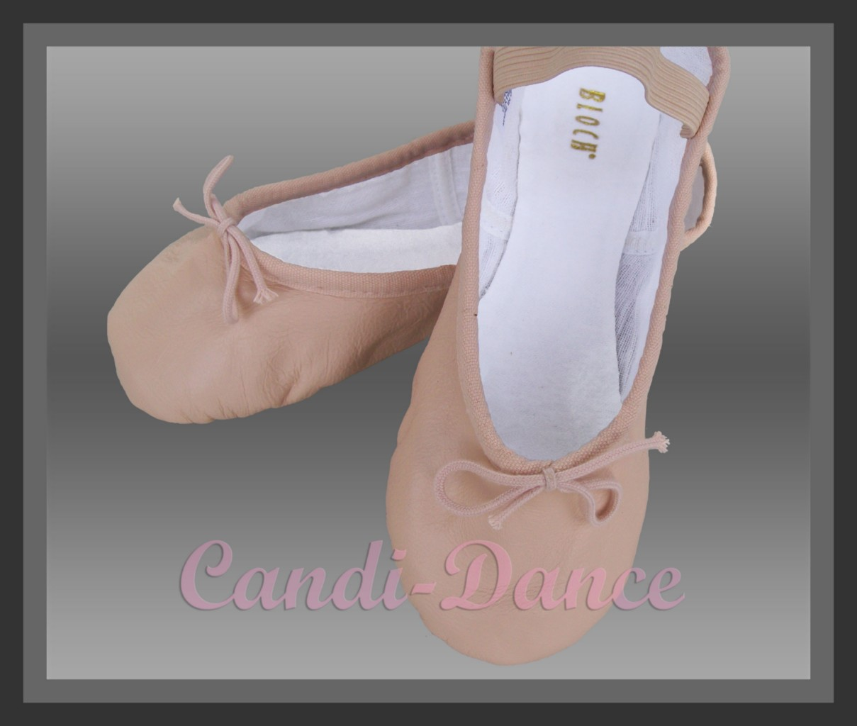 Bloch-Soft-Pink-Leather-Ballet-Shoes-Pre-Sewn-Elastic