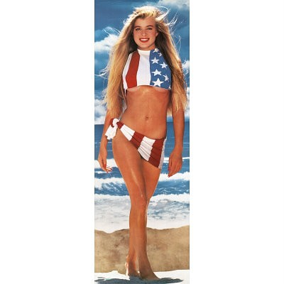 from Kristopher sexy girl in american flag