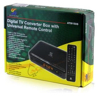 sunkey digital converter box manual