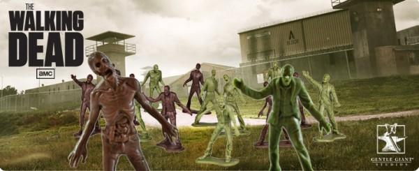 Gentle Giant Walking Dead Zombie Walker Horde Army Men