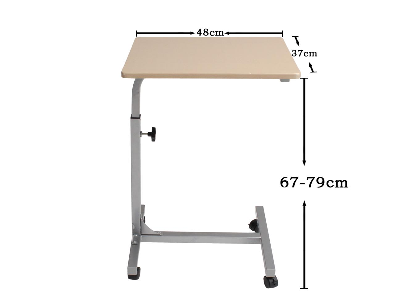 New Table Mate Tv Dinner Laptop Tray Adjustable Folding