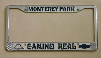 Camino Real Chevrolet Dealer Monterey Park California