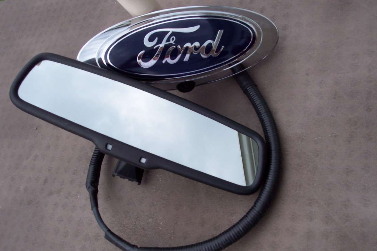 2010 Ford F150 Rear View Mirror With Camera Html Autos Post
