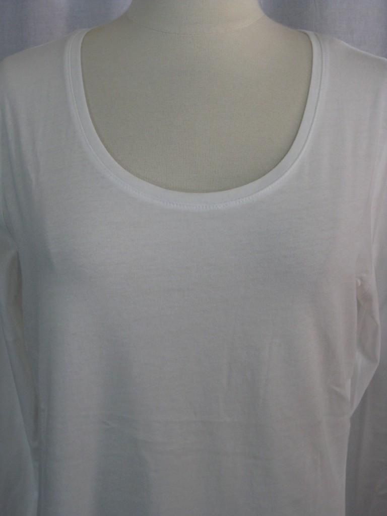 Mossimo Women's Long Sleeve Tissue Tee Shirt Top